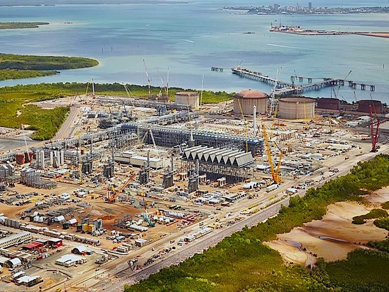 Inpex – Ichthys Onshore LNG Facility